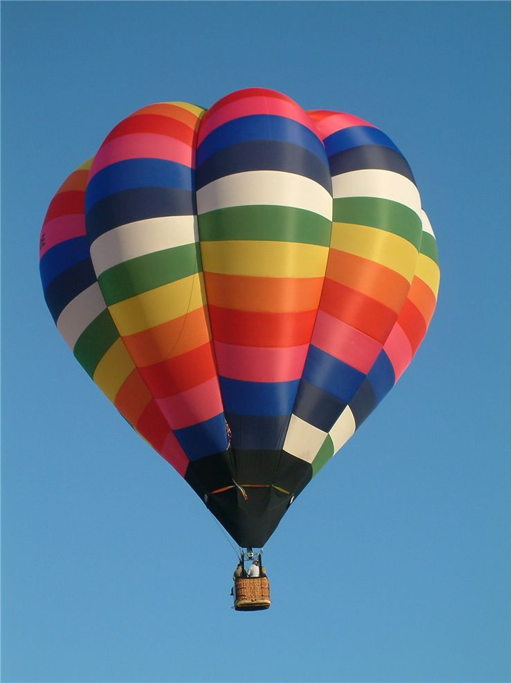 Picture Of Air Balloon