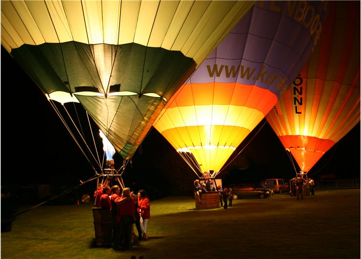 Picture Of Balloon Festival