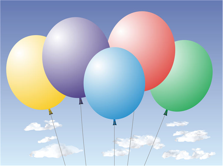 History of the latex balloon