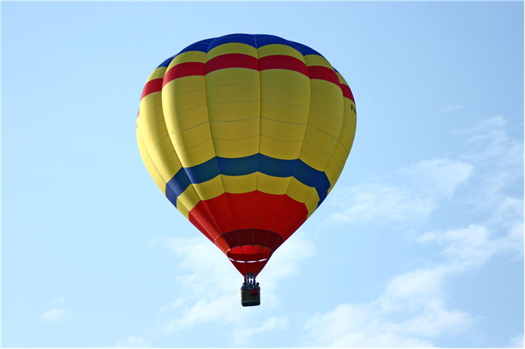 Picture Of Balloon On Balloon Festival