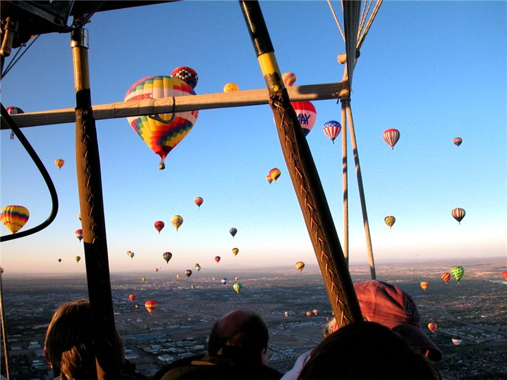 Picture Of Ballooning