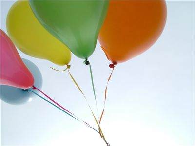 Picture Of Balloons For Kids