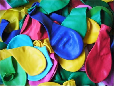 Picture Of Empty Toy Balloons