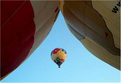 Picture Of Flying Balloons