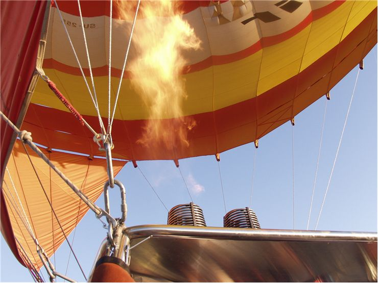 Picture Of Hot Air Ballooning