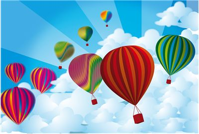 Picture Of Hot Air Balloons Picture