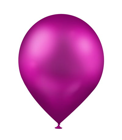 Picture Of Violet Balloon