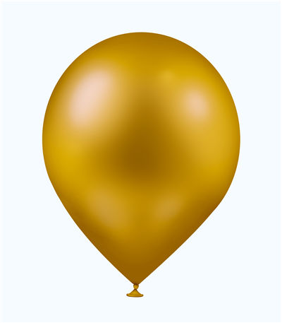 Picture Of Yellow Balloon